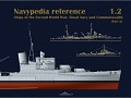 NPR-012 Navypedia Reference 1.2. Ships of the Second World War. Royal Navy and Commonwealth. Part.2. British Light Cruisers and Pre-WWII Destroyers (иллюстрированный  справочник, на английском языке)