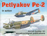 SSP-1181 Squadron/Signal Publications №181 Petlyakov Pe-2 in Action (Петляков Пе-2)